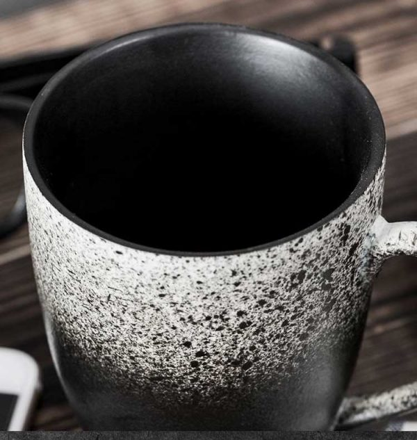 vintage mok voor thee